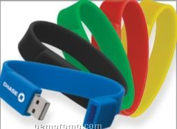 Sportie USB Flash Drive Bracelet (256 Mb)