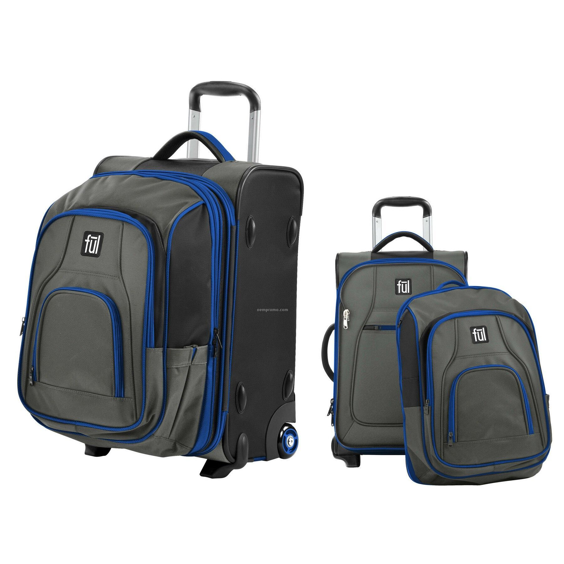 Rolling Luggage Backpack Backpacker Sa