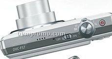 10.1 Megapixels Digital Camera With Ia Mode (Silver)