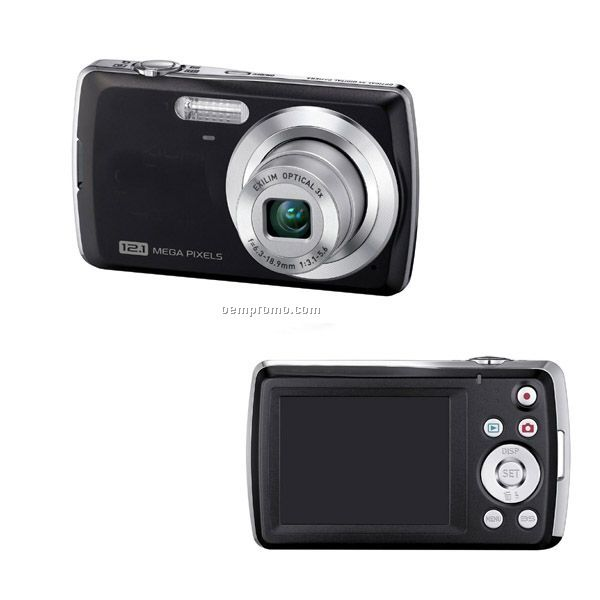 12.1 Megapixel Digital Camera