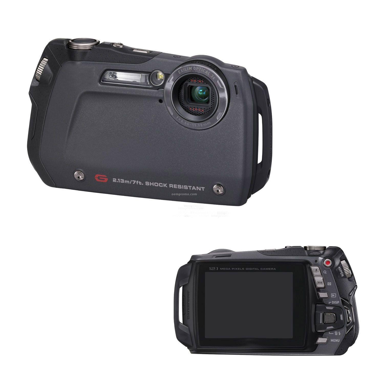12.1 Megapixel High Endurance Extreme Digital Camera