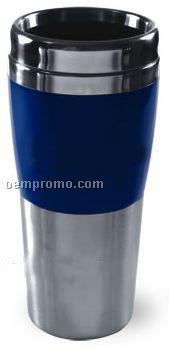 Travel Mug 16 Oz Transparent Plastic Outer W Removable Low Profile Lid China Wholesale