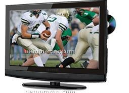 """15"""" Lcd Hdtv/ Monitor With Slot Load DVD Player"""