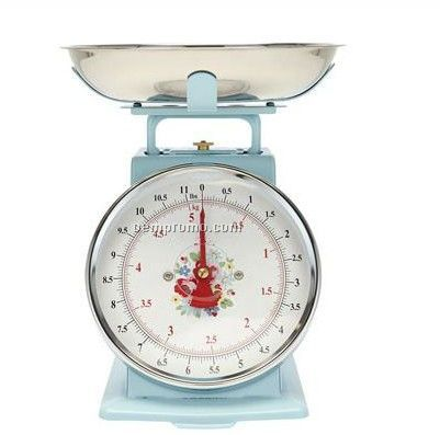2015 Promotion 5kg Analog Slim Kitchen Scale