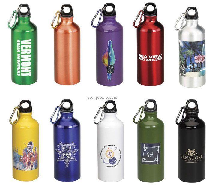 22 Oz. Aluminum Bottle