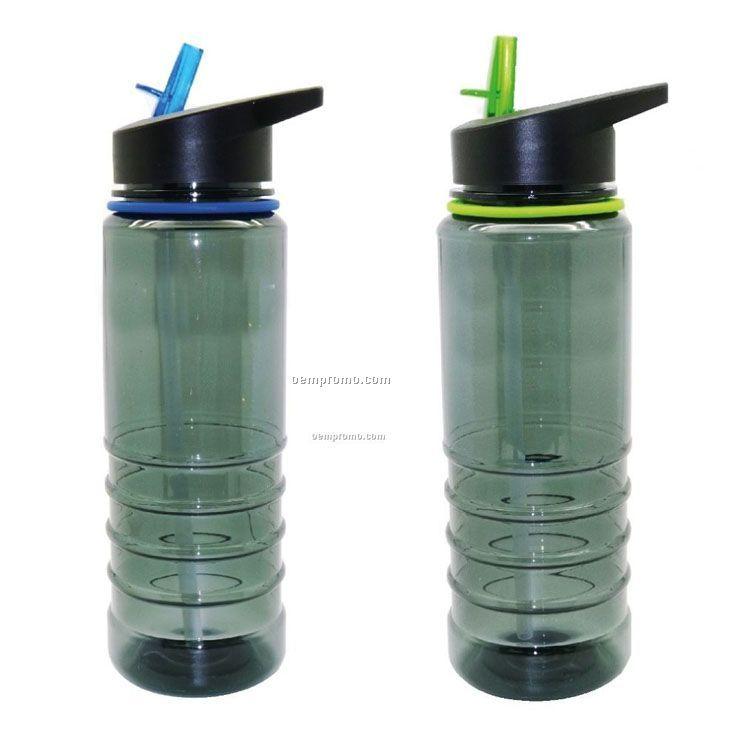 25 Oz. Flip Top Sports Bottle