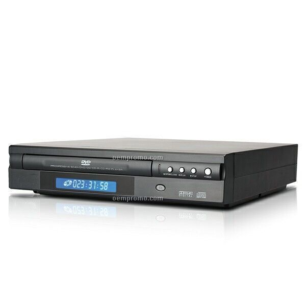 5.1 Channel Progressive Scan DVD Player