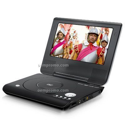 7 Inch Portable DVD