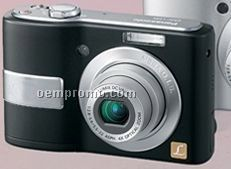 8.1 Megapixels Compact Digital Camera With Ia Mode