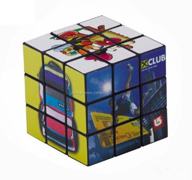 9 Panel Full Size Custom Cube