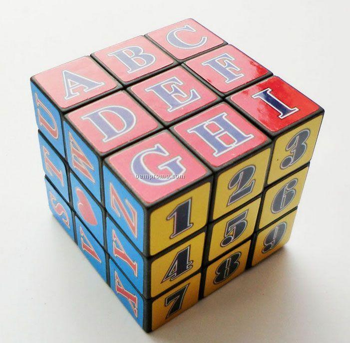 9 Panel Full Size Stock Cube
