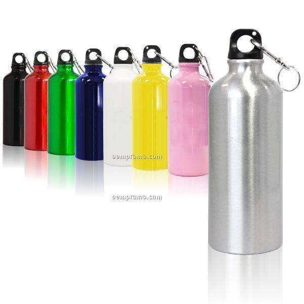 Aluminum Sports Water Bottle