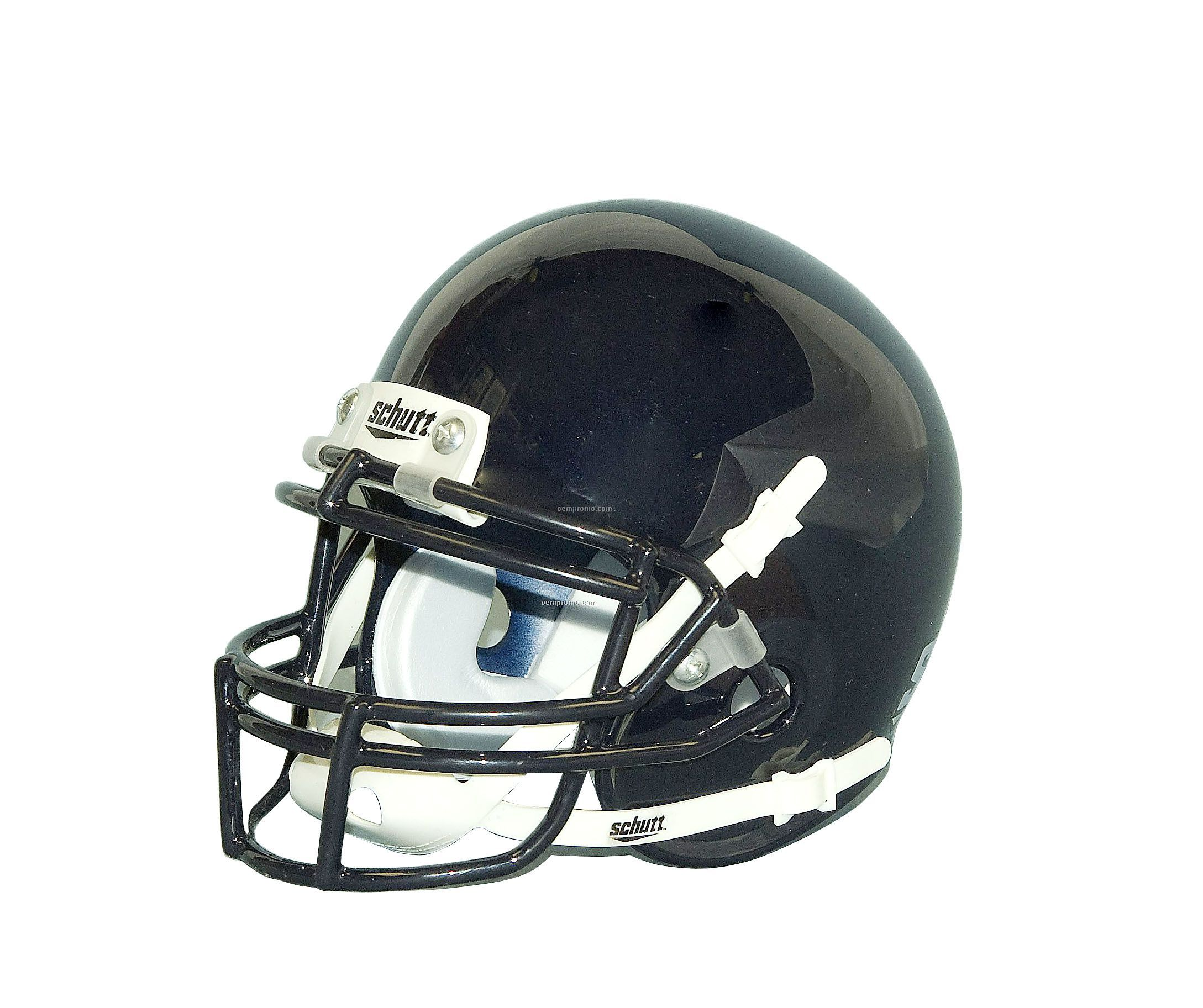 Blank Mini Football Helmet W/Faceguard