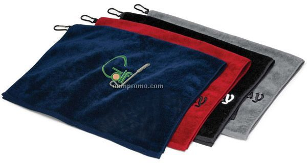 Callaway 100% Cotton Velour Players Towel