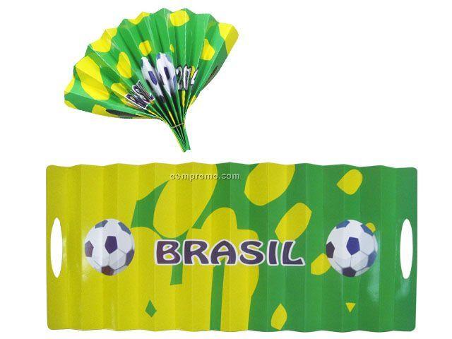 Cheap paper  Folding pat fan