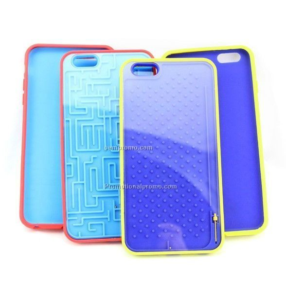 Creative mobile phone case, hard PC case for iphone 6 6plus