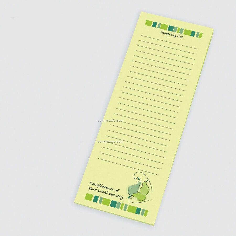 Custom Printed Sticky Notes (3