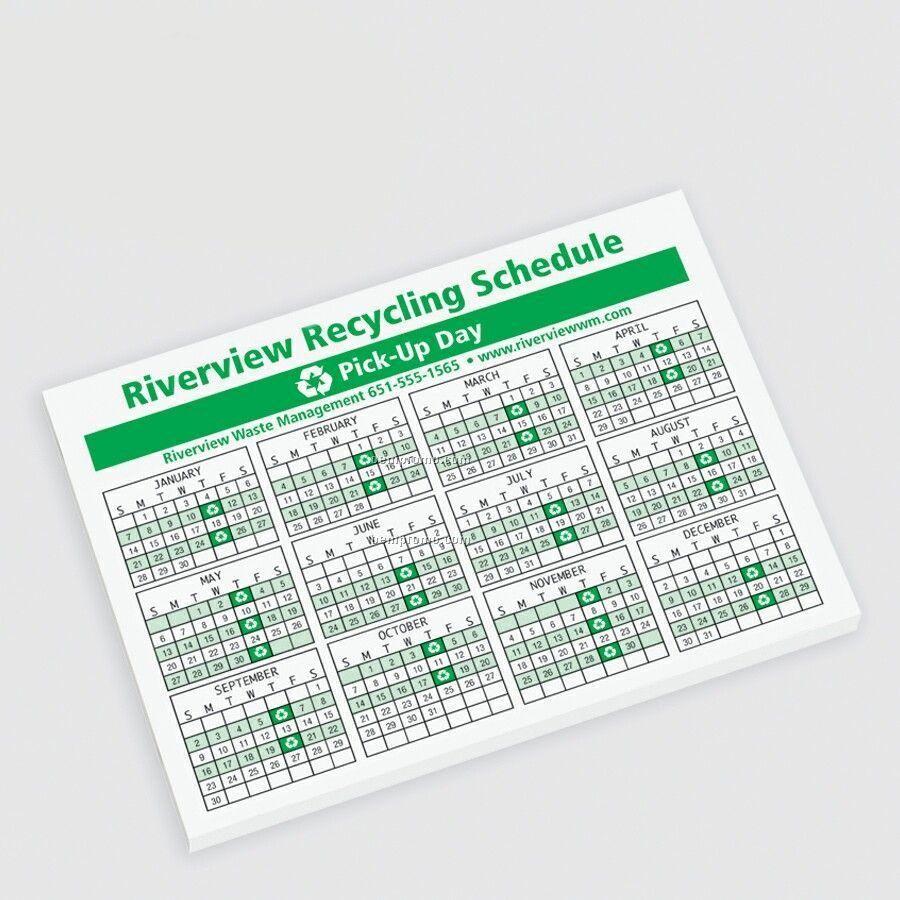 Custom Printed Sticky Notes (6