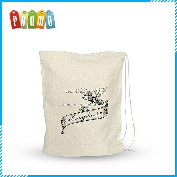 Custom printed Drawstring Bag