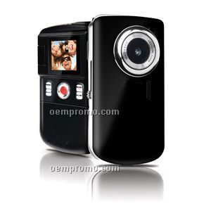 Digital Camcorder/Camera With 1.3mp 4x Digital Zoom 1.44