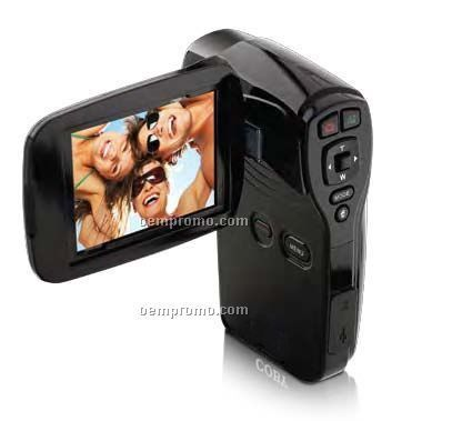 Digital Camcorder/Camera With 1.3mp 4x Digital Zoom 2.4