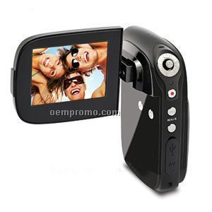 Digital Camcorder/Camera With 3mp 4x Digital Zoom 2.4
