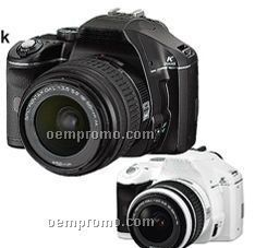 Digital Camera With 18-55 Mm Lens