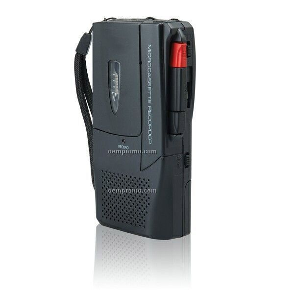 Digital Voice Recorder W 2gb Flash Memory, Sd Card Slot & USB Port