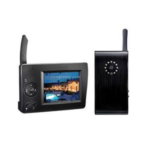 Dw10003 Wireless Surveillance System