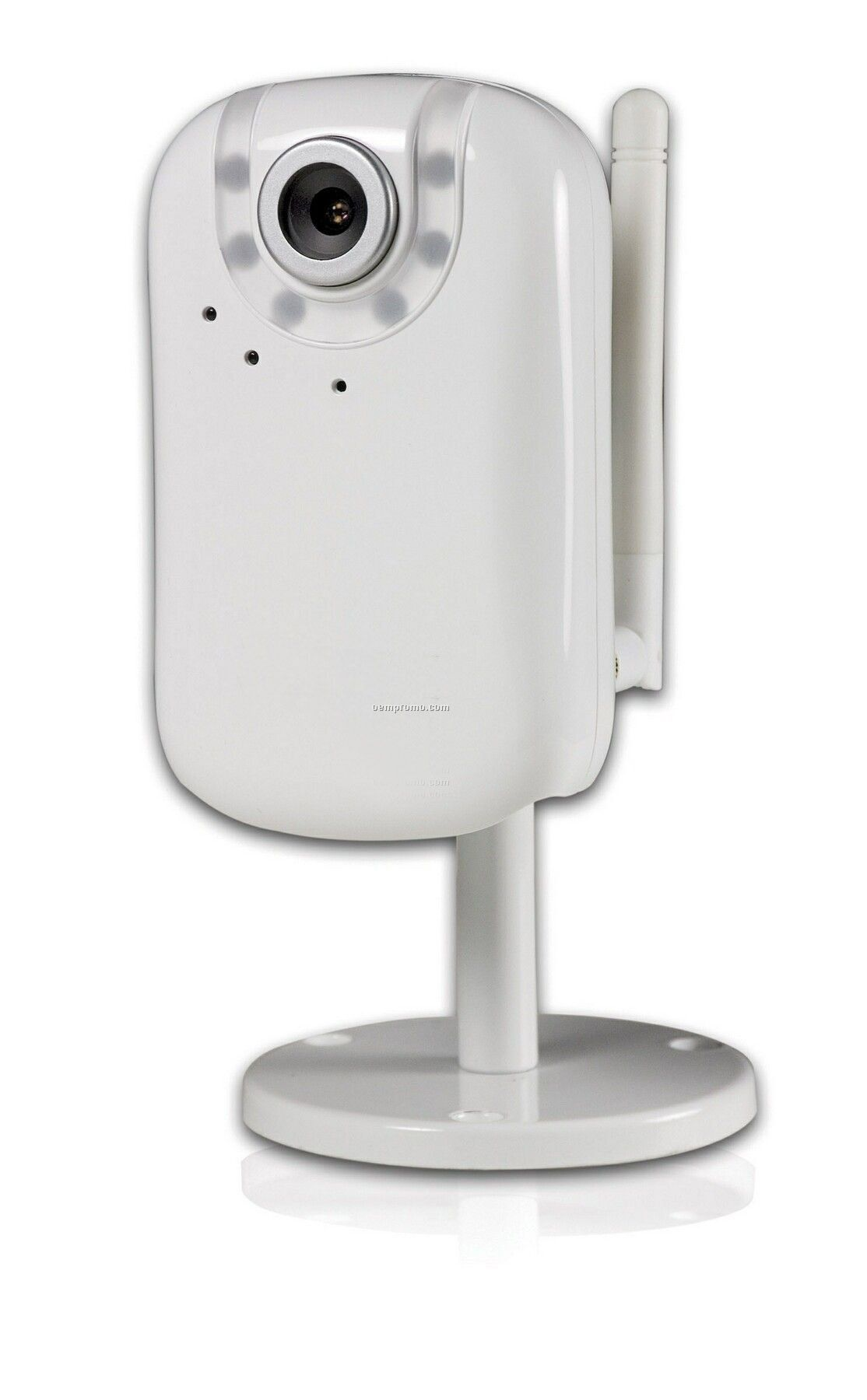 Easy Connect Wireless Network Ip Camera W/ 10x Digital Zoom