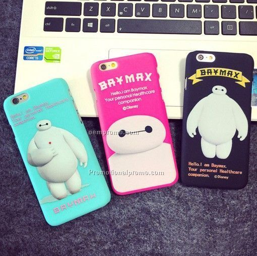 Fashion cartoon PC case for iphone 6 6plus