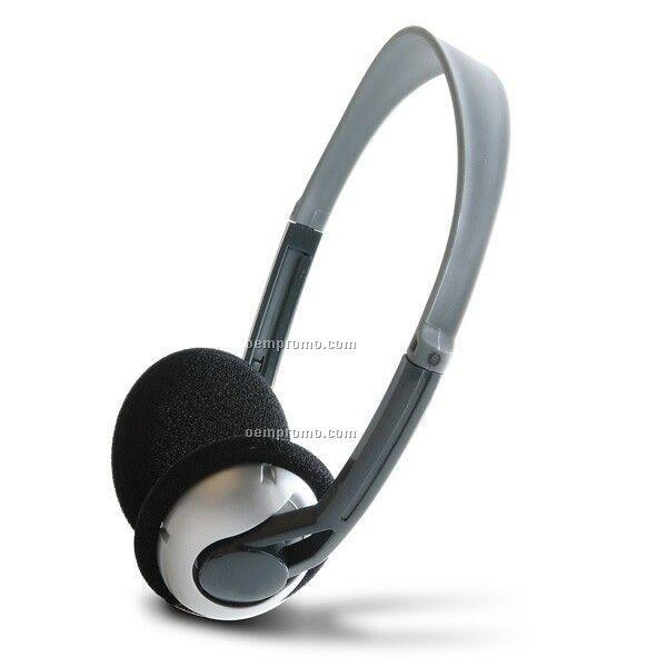 Folding Slimline Digital Stereo Headphones