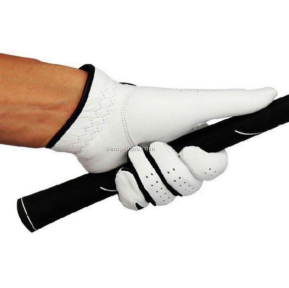 Custom Core Golf Glove (2011) - Custom Q-mark