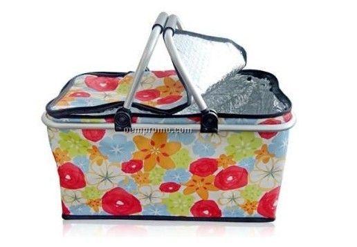 Fresh-care basket,picnic basket, shopping basket,camping basket