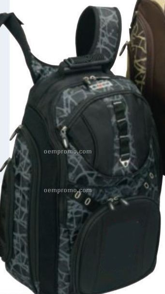 G Tech The Revolution Backpack