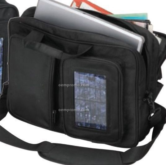 G-tech Solar Computer Brief/ Backpack