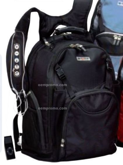G-tech The Techno Backpack