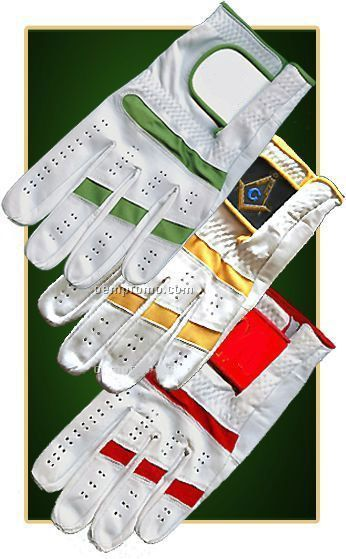 Golf Glove - 100% Cabretta Leather