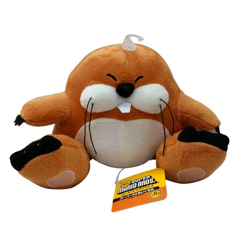 Groundhog Extra Soft Stuffed Animal