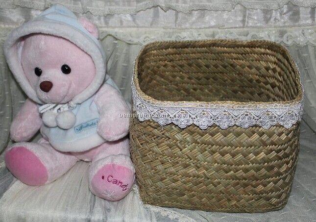 Handwork Straw Basket