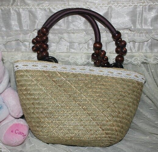 Handwork Straw Hand bag