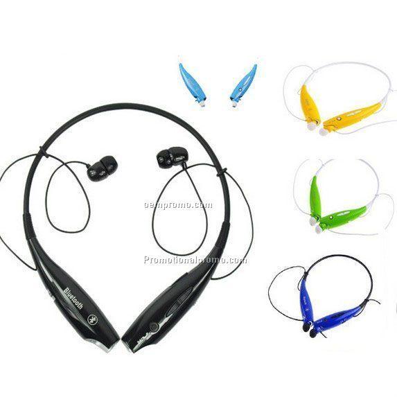 Headset wireless bluetooth stereo earphone