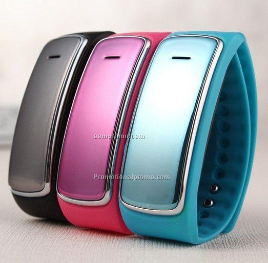 Health pedometer D3 Bluetooth Smart Watch
