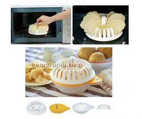 Healthy Microwave Potato Chips Maker