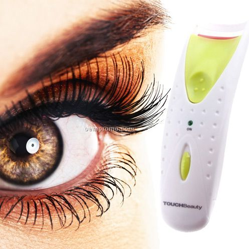 Heated Eyelash Curling Beauty Tool