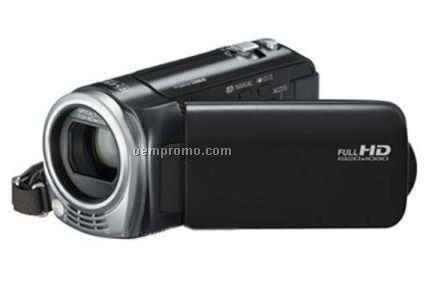 High Def Camcorder W/ 16.8x Optical Zoom