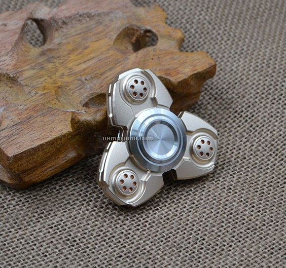 High Quality ckf Fidget Spinner with 606 Bearing