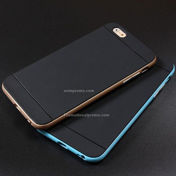 High quality PC TPU case for iphone 6 6plus