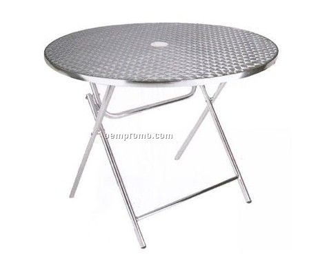 High quality aluminum folding table,aluminum table