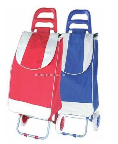 High quality shopping bag, shopping trolley bag
